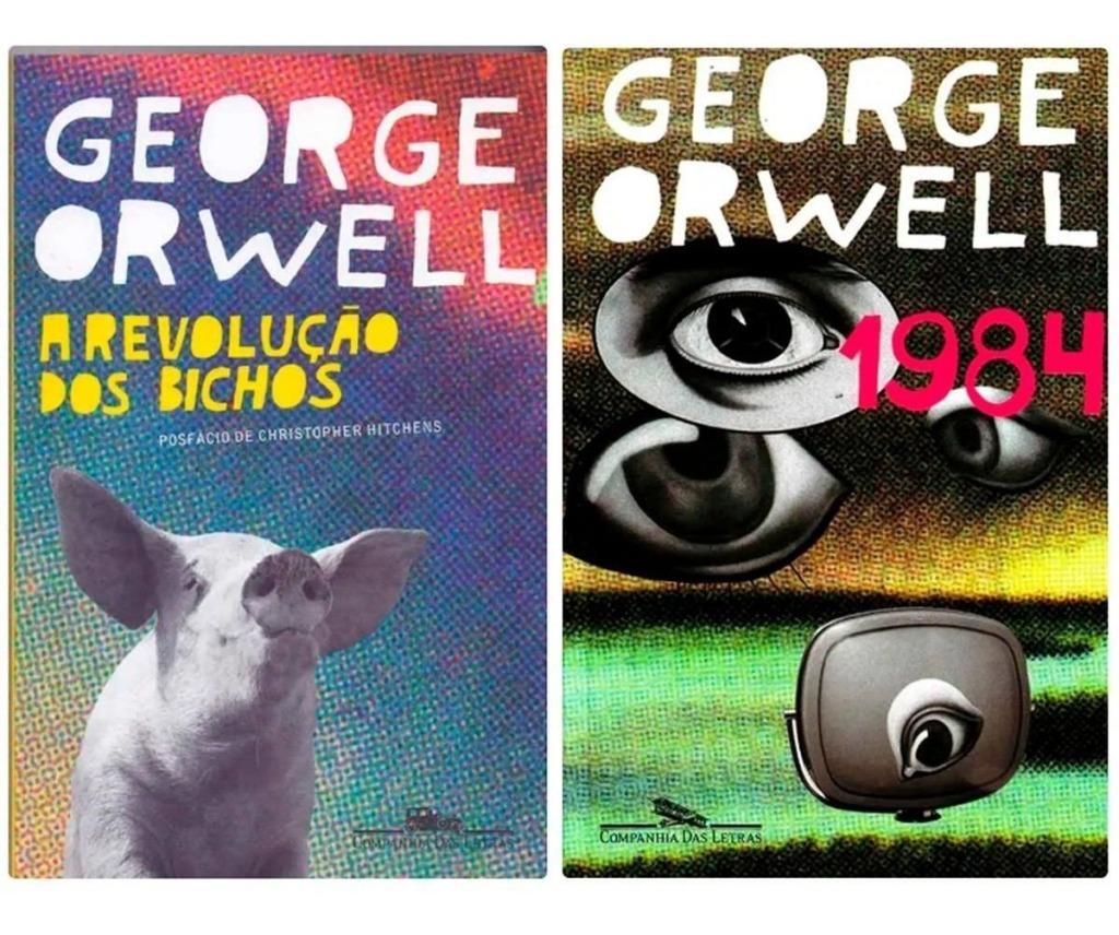 Livros George Orwell