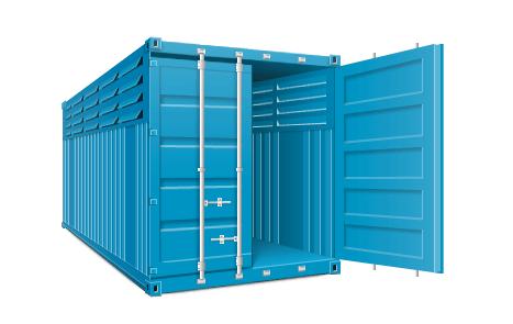 container ventilado 20'