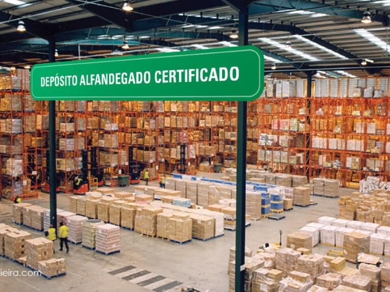 Depósito Alfandegado Certificado