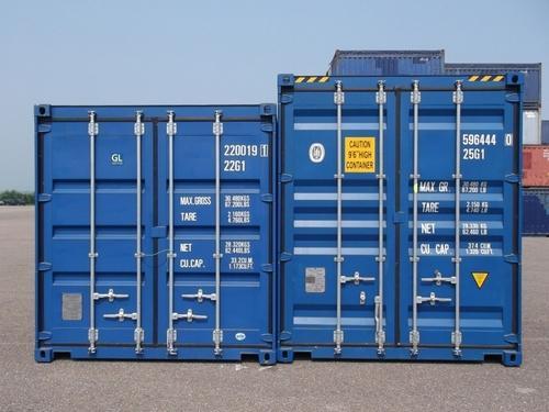 container dry box ao lado high cube